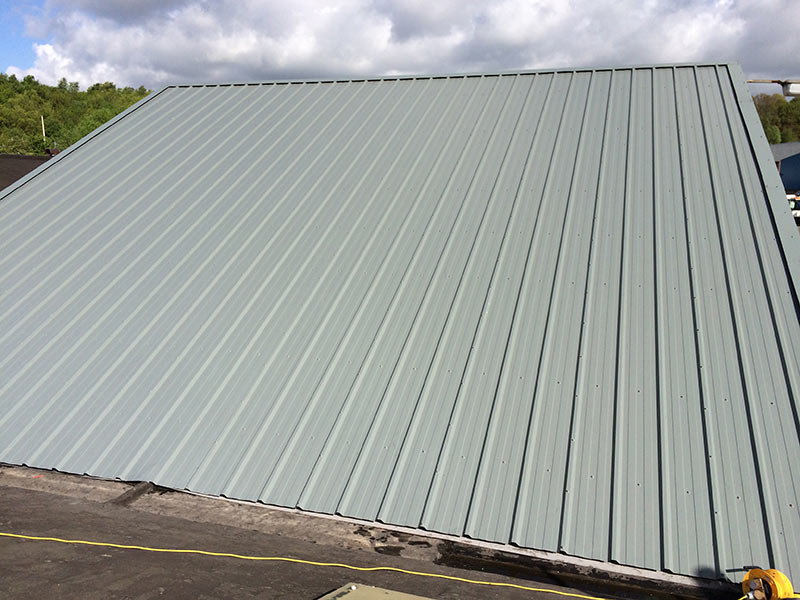 New Composite roof panel